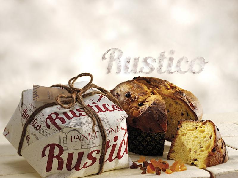 PANETTONE CLASSICO RUSTICO BORSARI