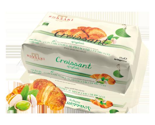Croissant Pistacchio Borsari Maestri Pasticceri Colazione