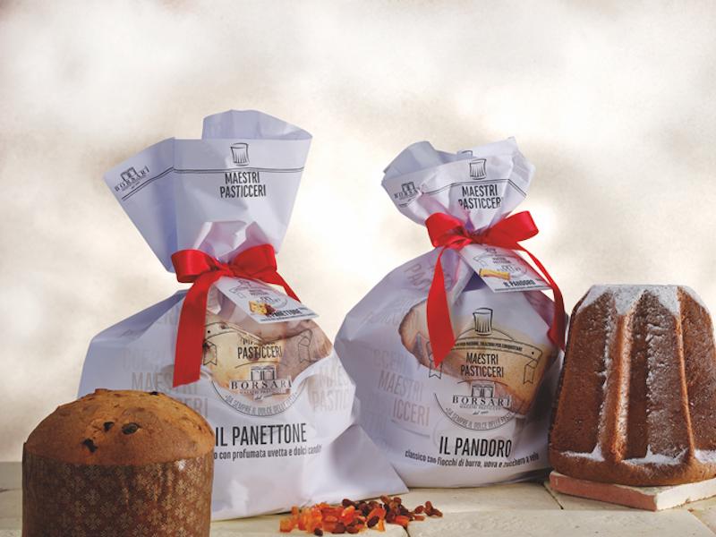 Panettone Pandoro classico Maestri Pasticceri