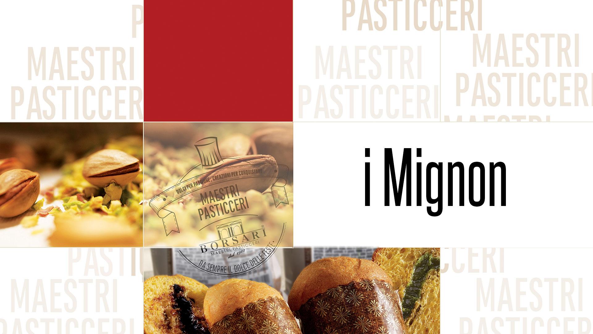 Mignon Maestri Pasticceri Linea divisore