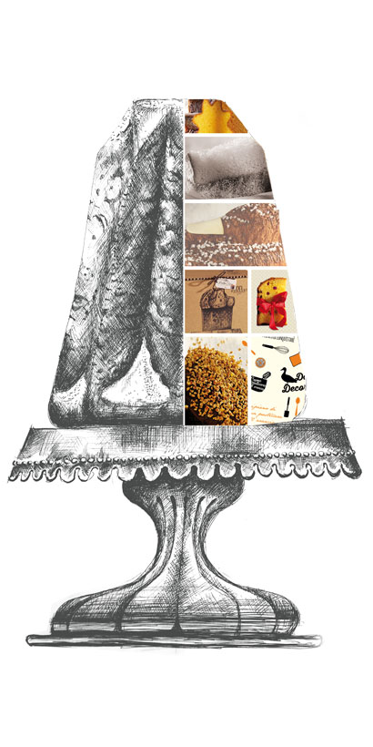 Pandoro-Disegnato-Borsari